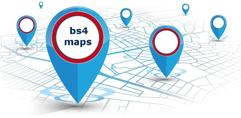 bs4 maps